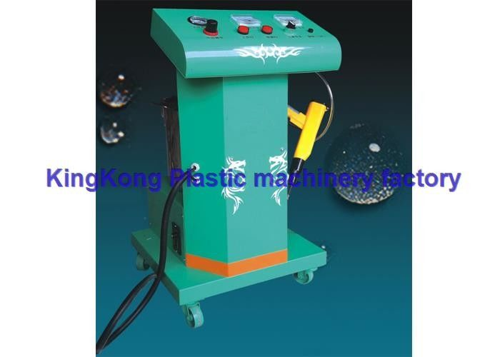 Shoe Injection Molding Machine Accessories Jewelry box Eletrostatic flocking machine