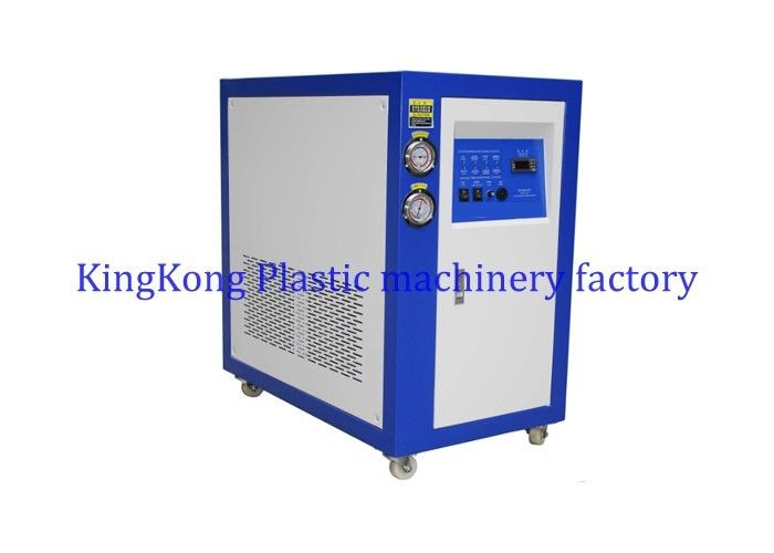 Industrial Water Chiller For Shoe Industry , Water Chiller Compressor / Water Cooled Chiller System