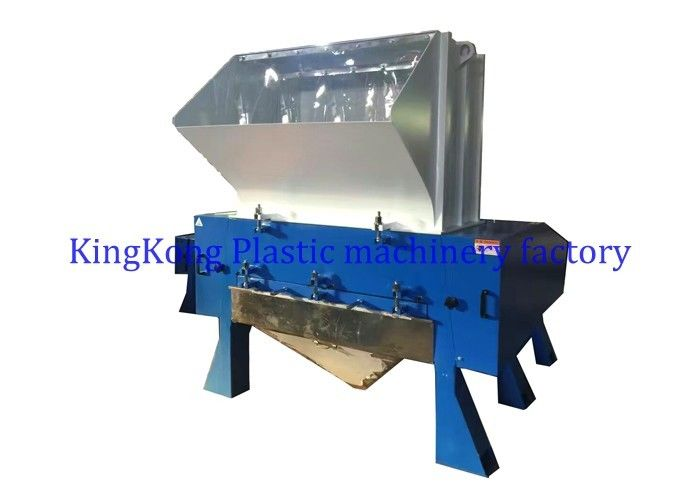 Plastic Shredder Machine For Shoe Factory , Crusher Machine For Thermoplastic