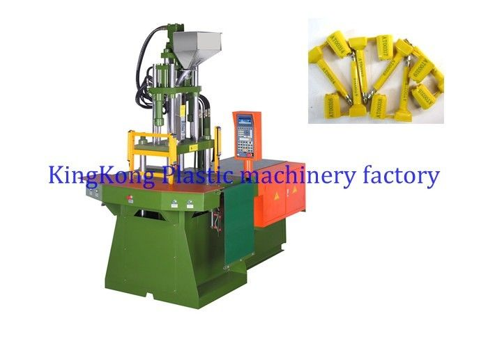 Automatic Small Plastic Injection Molding Machine Vertical for Container Seal Molding